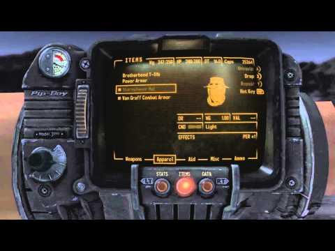 Fallout New Vegas - Gobi Campaign Scout Rifle
