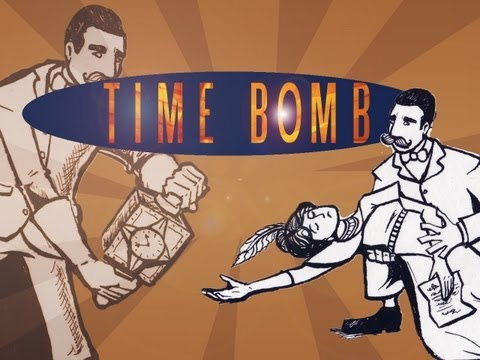 TIME BOMB - love & time travel - music by...