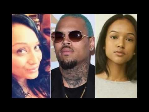 Chris brown dating rihanna look alike