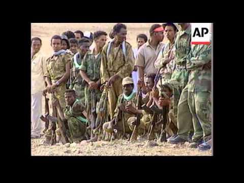 ERITREA: AGORDAT: ERITREANS MARK MARTYRS' DAY