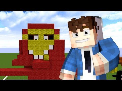 BUILD SWAP! (Minecraft Minigame)