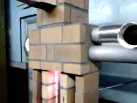 Новая печка на отработке,ни грамма сварки.Use of waste oil in the oven.