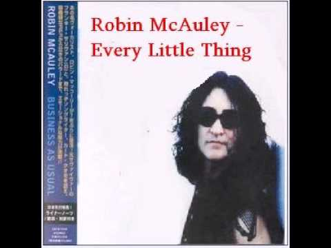 Robin McAuley - Every Little Thing