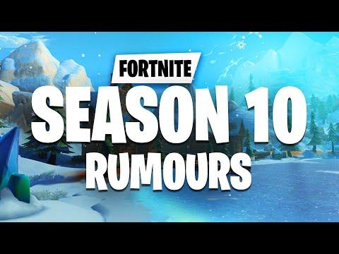 Fortnite Season 10 Leaks & Rumors