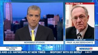 Malzberg | Dershowitz - A Sad Day for Justice Motivated by Crowd Control, Any Conviction Unlikely