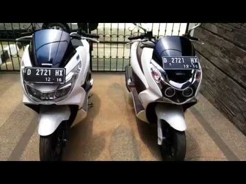 COMPARISON : 2010 HONDA PCX 125 VS 2015 HONDA PCX 150 WALKAROUND