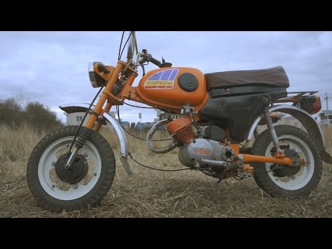 Мопед Карпаты Мини Спорт | Old Russian Moped
