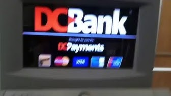 DC Bank | DC Payments | Take a look at the Machine
