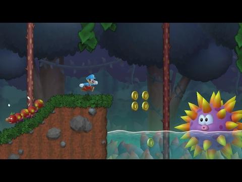 Newer Super Mario Bros. Wii - Yoshi's Island (Complete World 1)