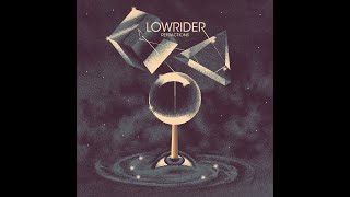 Lowrider - Red River (2020) Blues Funeral Recordings