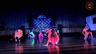 "Latin Motion Show Cup 2014 - ""Underwater World"" (Kharkov Zouk)"