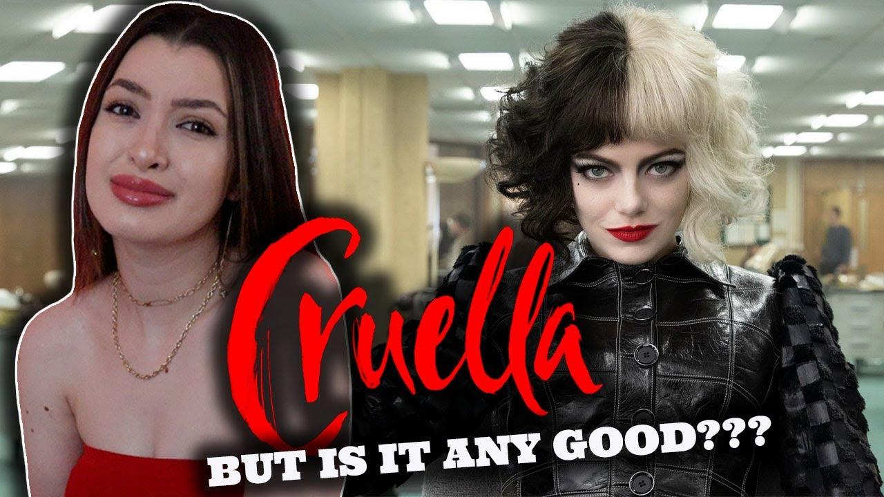 *CRUELLA* is Just Disney's Version of The Devil Wears Prada