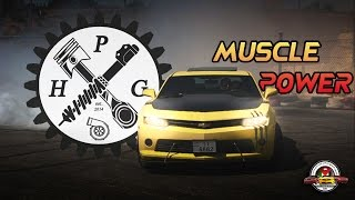 american muscle power / قوة العضلات الامريكيه
