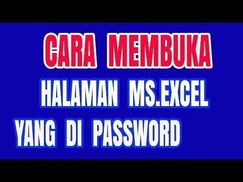 cara-membuka-lembar-kerja-excel-yang-di-password