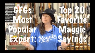 GFGs Most Popular Expert : Our Top 20 Favorite Maggie Sayings