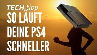 PS4 mit SSD: So machst du deine PlayStation 4 (Pro) schneller – GIGA.DE
