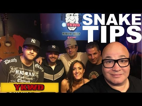 YKWD #190 - Snake Tips (PAUL VIRZI, YANNIS PAPPAS, MIKE VECCHIONE)