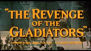 Revenge of the Gladiators, The (1964) - Trailer