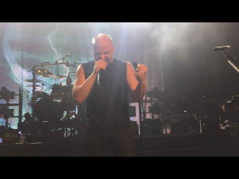 Disturbed - A Reason to Fight (Live Chicago 10/10/2018 at The VIC Theatre