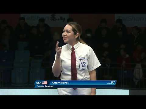 DAY 4 Wuxi 2018 World Taekwondo Grand Slam Champions Series