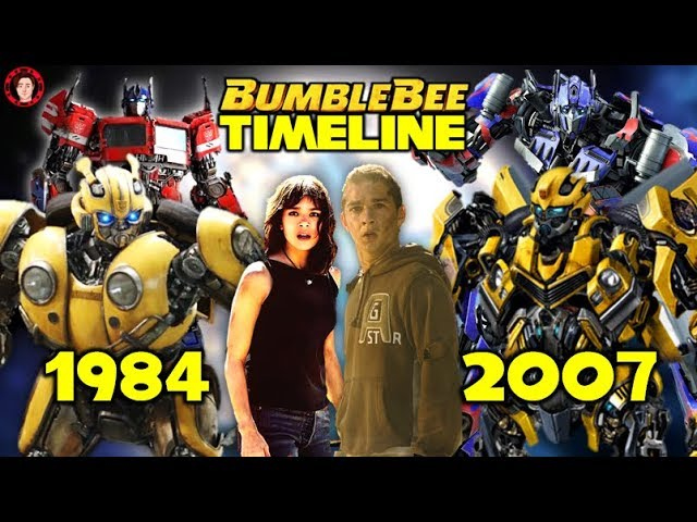 Bumblebee Movie Timeline In Transformers Films (Chronological Order)