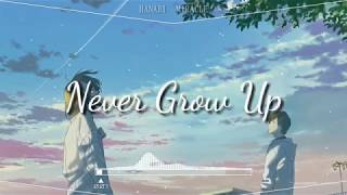 ちゃんみな/CHANMINA - Never Grow Up Video Lyrics (Kanji/Romaji/Indonesia)
