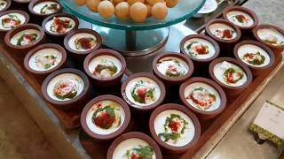 Luxury Star Hotel Buffet Collection in 4K 60FPS   Samsung Galaxy S9/S9 Plus Demo Video