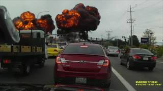 Airplane Accident happened on Mukilteo in May 2 2017
