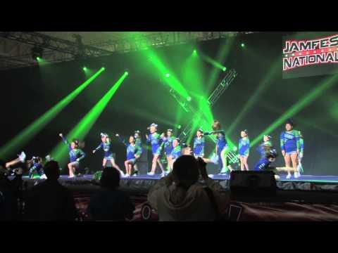 2013 - 2014 EJMS Cheer - East Jessamine Middle School Cheerleaders Memoir Film