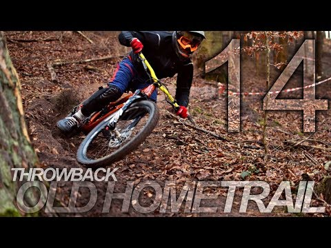 BESTOF: our old downhill homespot - throwback