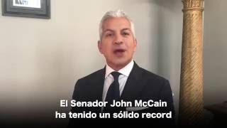 Video Javier Palomarez, U.S. Hispanic Chamber of Commerce Endorses John McCain download MP3, 3GP, MP4, WEBM, AVI, FLV Maret 2017