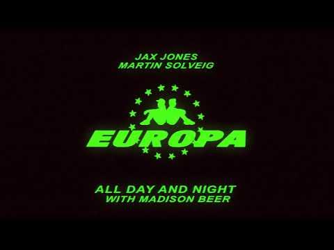 Jax Jones & Martin Solveig ft Madison Beer - All Day And Night (George Grey Insomnia Bootleg)