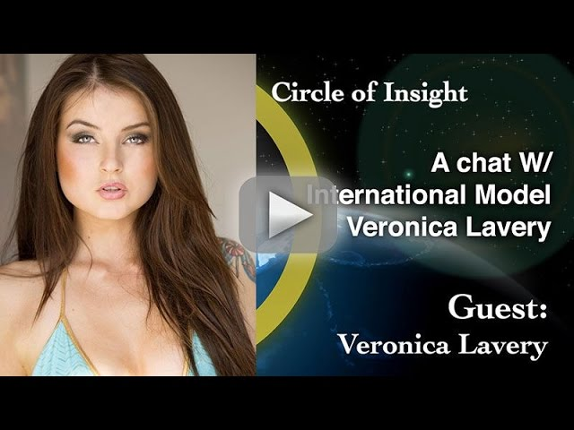 A Chat W/ International Model Veronica Lavery
