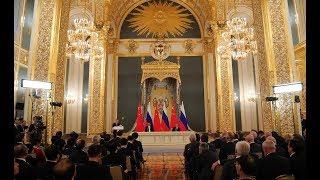 Владимир Путин * Си Цзиньпин * Встреча с деловыми кругами и медиасообществами России и Китая.(, 2017-07-05T10:03:54.000Z)