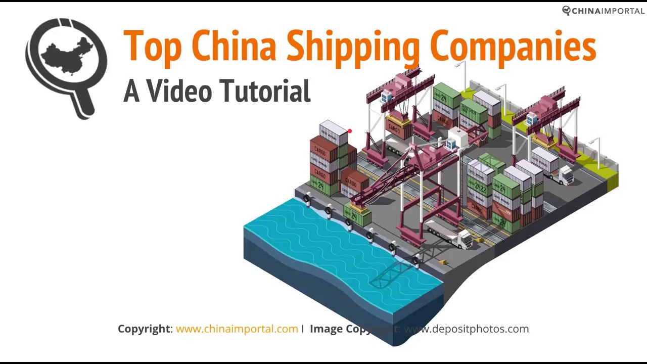 List of Shipping Companies in China: An Overview