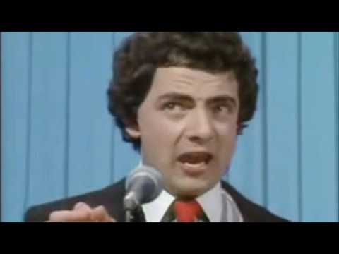 Rowan Atkinson   The Conservative Conference   1982
