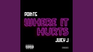 Where It Hurts (feat. Juİcy J) (Remix Clean)