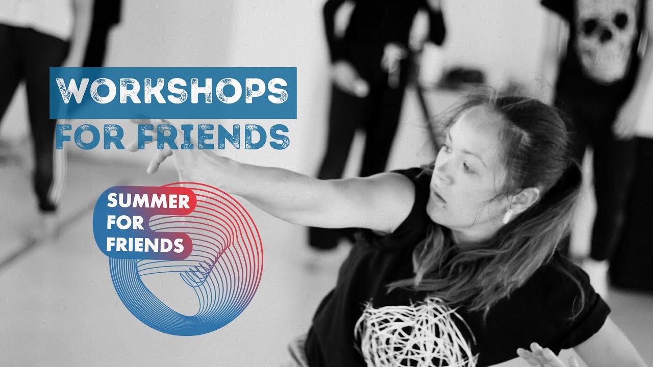 Liza Tarabanova | SUMMER FOR FRIENDS |  August 2018