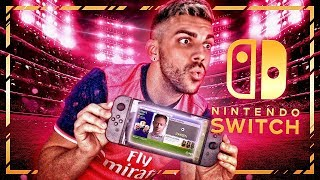FIFA 18 en NINTENDO SWITCH !!