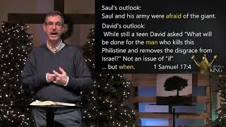 "Follow the King: ""David- A Heart to Follow God"""