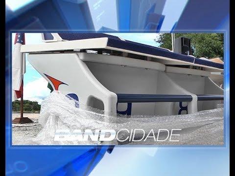 Vila Olímpica recebe equipamentos utilizados na Olimpíada de 2016
