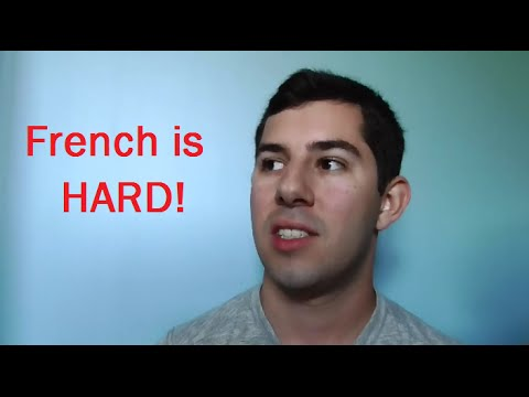 Why French is Difficult to Learn
