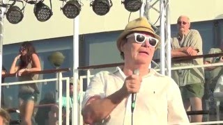 Delbert McClinton & friends ~Read Me My Rights~  on the Sandy Beaches Cruise XX