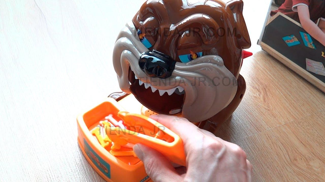 Juego De Mesa Perro Feroz Toma Sus Huesos Antes Que Despierte Para