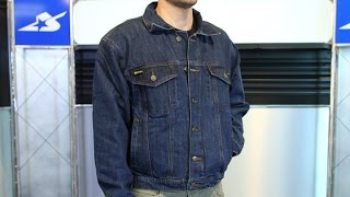 AGV Sport Shadow Kevlar Denim Jacket | Motorcycle Superstore