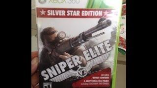 Abriendo francotirador Elite V2 Edición del año Para el Xbox360 o PS3