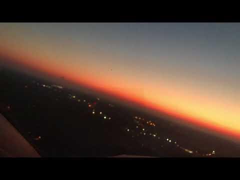 TBM 700 Approach into Davidson County Airport Lexington NC