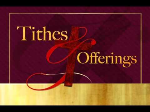Church Offerings Christian Video Loop - YouTube