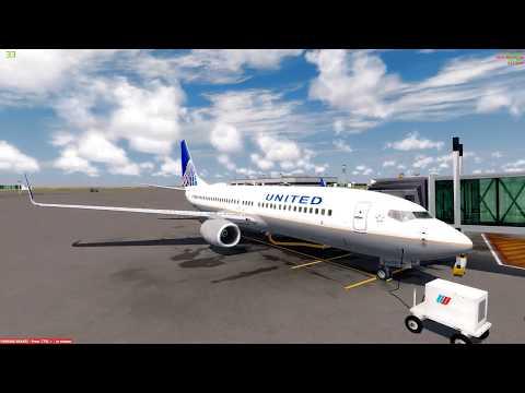 [Prepar3D] Chilliger Flug von Seattle nach Denver / 737-800 | GER