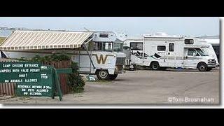 Rhode Island Breachway Booฑdock Camping
